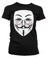 Merchandise V for Vendetta shirt dames