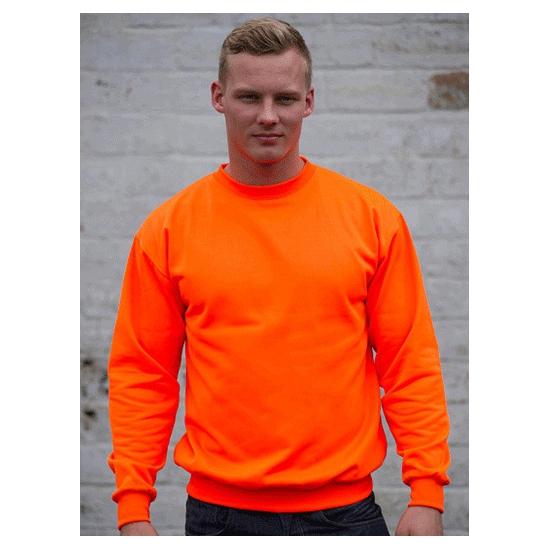 Oranje Trui.Neon Oranje Trui Voor Heren Fun En Feest