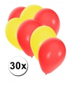 Chinees ballonnen pakket 30x