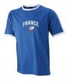 Heren t-shirt met Franse print
