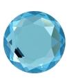 IJsprinses chunk blauw 1,8 cm