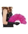 Burlesque waaiers roze