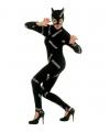 Catwoman kostuum zwart