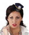 Haarbandje met politie pet