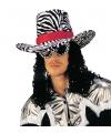 Carnavals hoed met haar