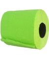Toiletpapier groen