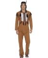 Toppers kleding compleet indianen kostuum Anakin voor heren