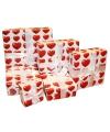 Valentijns kadoverpakking 20 cm