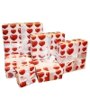 Valentijns kadoverpakking 8 cm