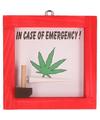 Noodgeval joint in lijstje