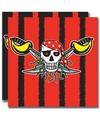 Party servetten piraat