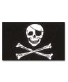 Piraten vlaggen 90 x 150 cm