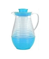 Blauwe limonade kan met koelfunctie