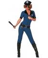 Sexy politie kostuum dames