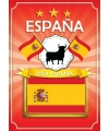 Deur poster thema Spanje