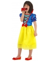 Prinsessen jurk voor meisjes