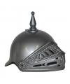 Middeleeuwse ridder helm