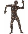 Second skin suit gecamoufleerd