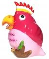 Roze papegaai spaarpotje