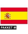 Spaans versiering pakket
