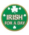St Patricks Day broche