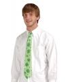 St Patricks Day stropdas voor heren