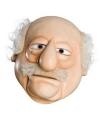 The Muppets Waldorf latex masker